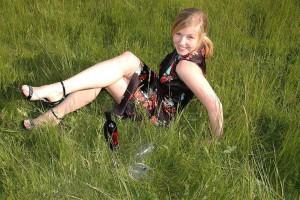 outdoor nude in public im freien nacktfoto von meiner frau - sie mag es sich oeffentlich zu zeigen 41