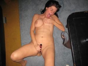 marie nackt masturbiert mit dildo privates sexfoto
