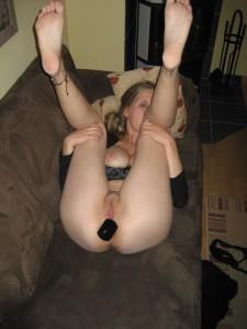 plug im arsch anal plug amateur foto