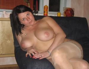 milf nackt und in strapsen