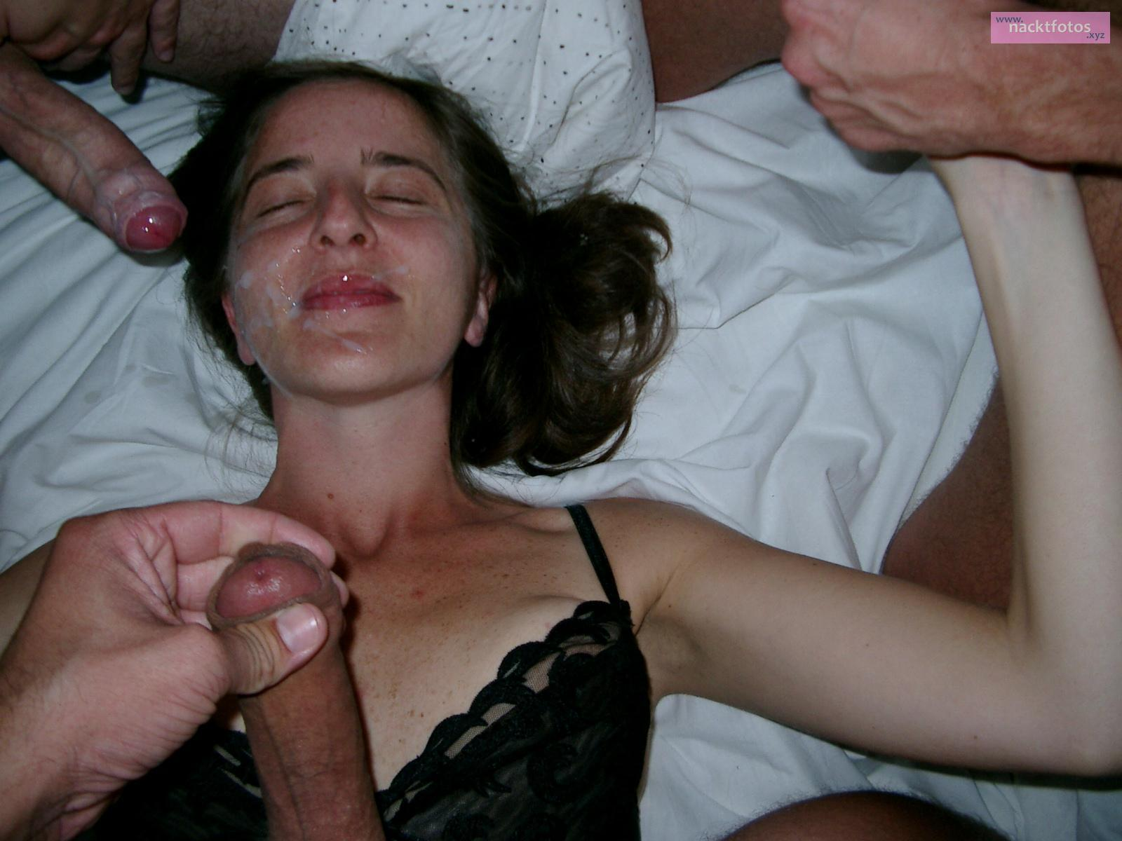 Watch A Cheating Wife Facial Story