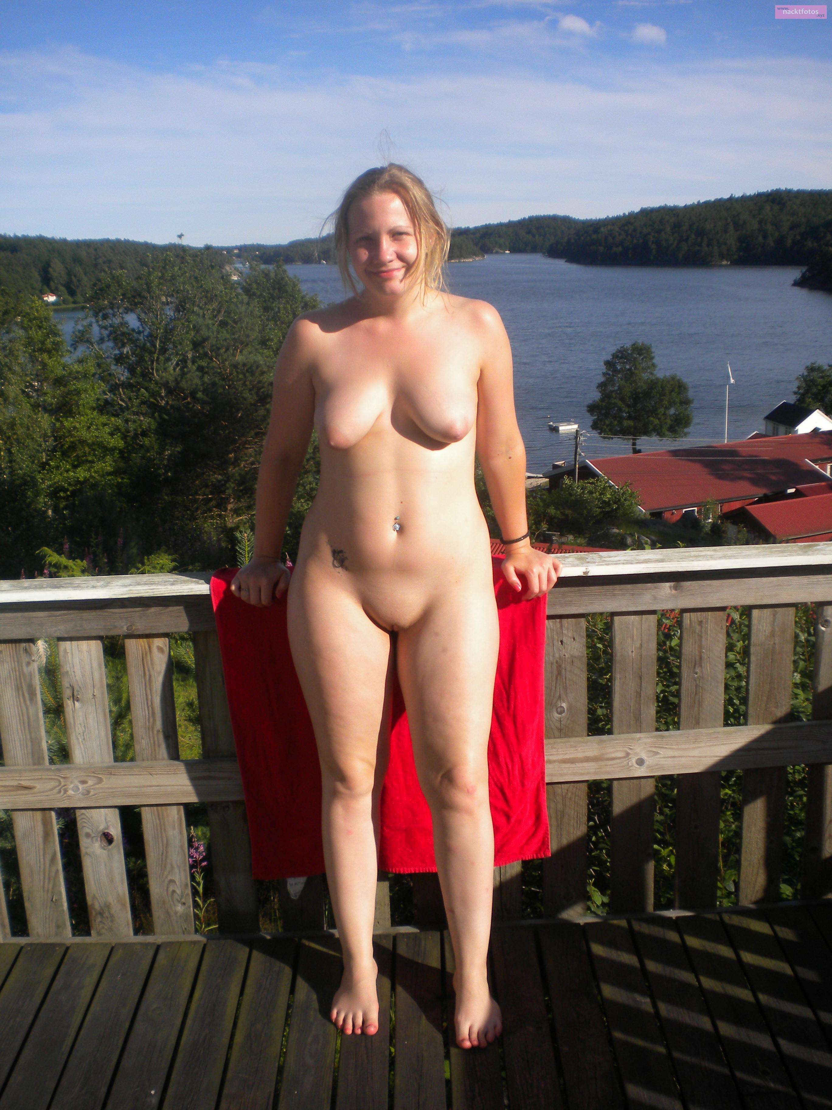 Nacktfotos der Weinlese Nackt