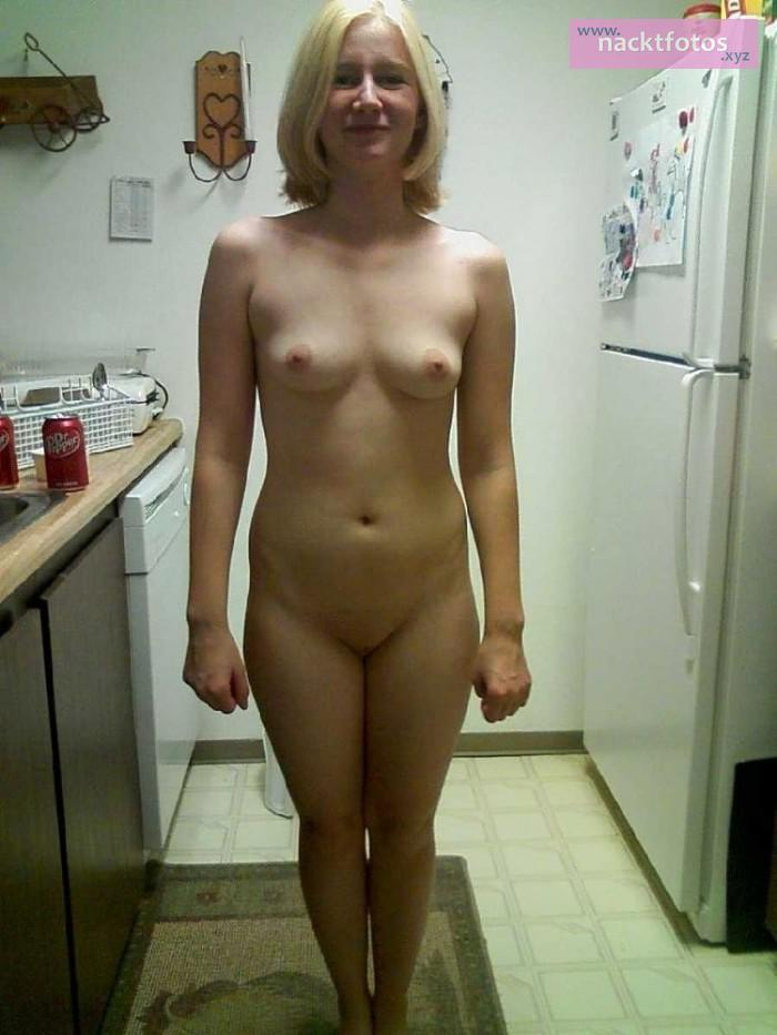Amerikanerin Nackt