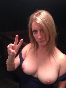 geile milf privates selfie titten nacktfoto