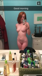good morning nackt nude selfie snapcha