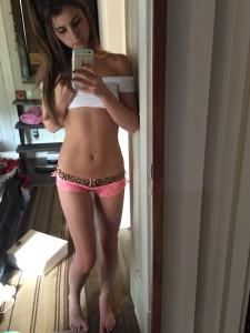 underwear teen sexy selfie unterwaesche foto