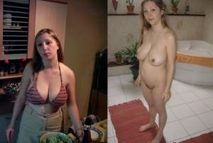 schwangere frau nackt
